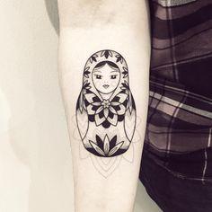 Violette Chabanon Bleu Noir - Tattoo Art Shop