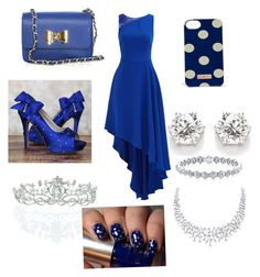 A nice outfit by aliciahokanson on Polyvore featuring polyvore, beauty, Cath Kidston, Kate Marie, Pia Sassi and Halston Heritage