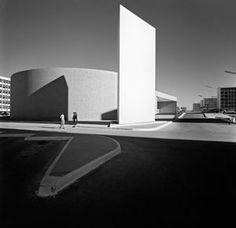 MARCEL GAUTHEROT. Cine Brasília, Brasília, DF. Brazilcirca 1962