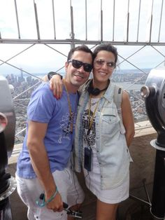 Empire State juntos!