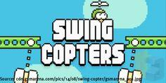 Es ist klein, gemein und höllisch schwer: Swing Copters der Nachfolger von Flappy Bird ist da - BuzzerStar  Interessante Neuigkeiten aus der Welt auf BuzzerStar.com : BuzzerStar News - http://www.buzzerstar.com/es-ist-klein-gemein-und-hoellisch-schwer-swing-copters-der-nachfolger-von-flappy-bird-ist-da-7ba320b15.html