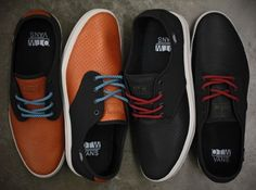 These are sick! I'm going to have to get a pair of the black ones - Vans OTW Ludlow XPerf Pack