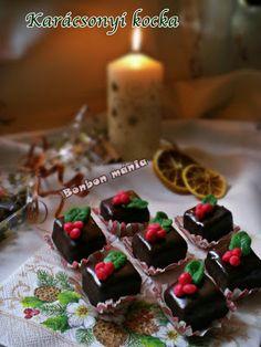 Xmas Food, Macaron, Cereal, Holiday, Christmas, Cherry, Pudding, Baking, Fruit
