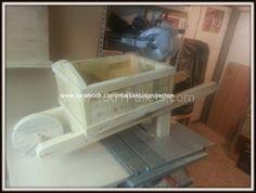 Wheelbarrow made of palletwood | 1001 Pallets