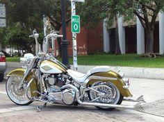 Harley Davidson soft tail Deluxe LowRider