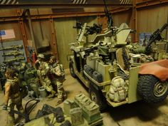 Dioramas and Vignettes: Enforcement to democracy, photo #13