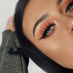 Eye Makeup Tips.Smokey Eye Makeup Tips - For a Catchy and Impressive Look Beauty Make-up, Beauty Dupes, Beauty Hacks, Hair Beauty, Beauty Unique, Unique Makeup, Makeup Trends, Makeup Inspo, Makeup Inspiration