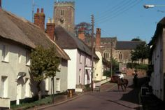 East Budleigh Village - East Devon Area of Outstanding Natural Beauty