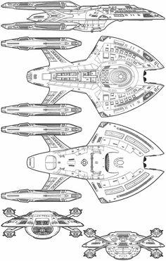 188 Best Star Trek - Starfleet and Alien Starships images in
