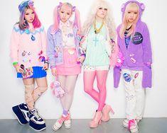 Pastel Goth Clothing