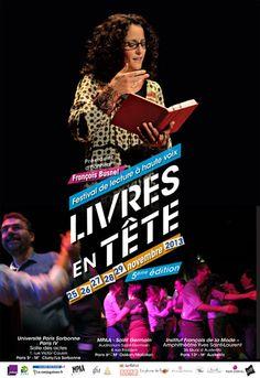 Livres en Tête, Paris