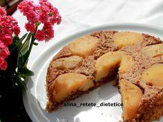 Tort cu mere Montignac, poza 1 French Toast, Gluten, Breakfast, Recipes, Food, Morning Coffee, Eten, Recipies, Ripped Recipes