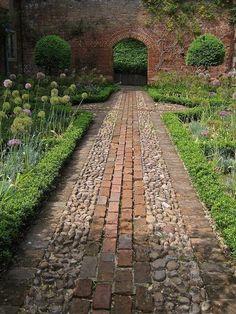 This path makes my heart sing! It is so charming and old fashioned. It has stood the test of time and has aged beautifully within this lo...