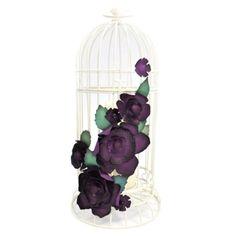 Decorated Birdcage