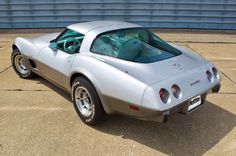 1978 Chevrolet Corvette Hood