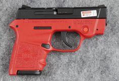 Smith & Wesson BodyGuard 380 Red Blaze Edition 380 ACP Pistol, LaserFind our speedloader now!  http://www.amazon.com/shops/raeind