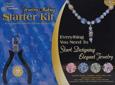 Jewelry Making Starter Kit Giveaway