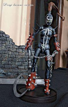She Spawn (Marvel Legends) Custom Action Figure