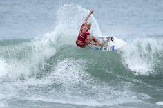 Tatiana Weston-Webb winning the gold at the ISA World Junior Surfing America Championships in Nicaragua #Surfing
