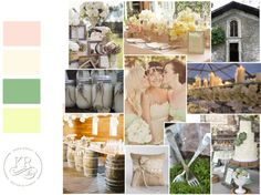 For the wedding at Abbazia di Santo Spirito we created a inspiration palette chabby chic, made more sophisicated with soft pastel colour and romantic candels. Stay tuned! 26 May 2014.