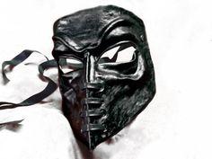 bauta venice carnival venetian casanova mask by MaschereFabula
