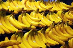 #6 Bananas  Bananas are a great source of potassium which is essential in helping get rid of leg cramps and charlie horses.