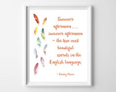 summer afternoon free printable at burlap+blue