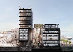 KAPSTADT: HOTEL IM GETREIDESPEICHER  Wie schon berichtet, eröffnet Ende 2016 an Kapstadts V&A Waterfront das Zeitz Museum of Contemporary Art Africa (Zeitz MOCAA), die südafrikanische Version der Tate Modern in London oder des MoMA in New York. Was bis jetzt nicht bekannt war – direkt über dem Museum im historischen Getreidesilo-Komplex plant The Royal Portfolio ein Luxushotel, das dem benachbarten One&Only wohl ordentlich Konkurrenz machen wird.