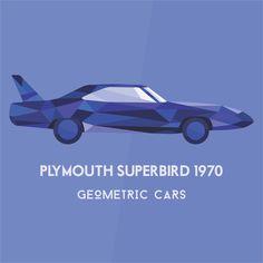 Geometric Car Collection