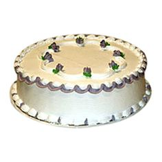 A Delicious And Mouth Watering Vanilla Cake To Surprise Someone Special Gift Them With 1 KG
