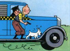 Taxi Checker ca. 1930
