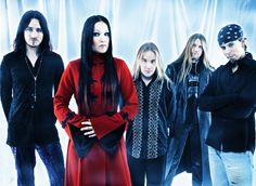 """Nightwish...if you've never listened, go look up """"Nemo"""". Love this group endlessly."""