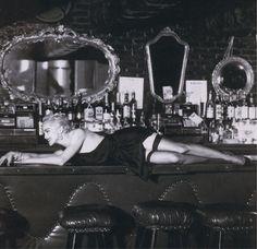 Fotos raras de Helmut Newton [NSFW]