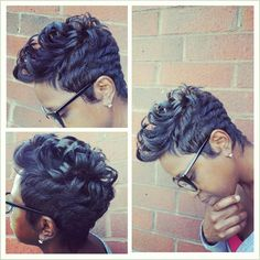 Ok so I'm a natural hair gal but I must say this is HOT. NICE!