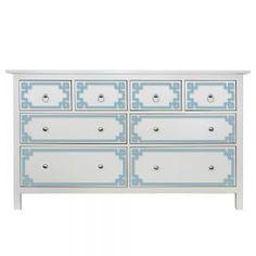 O'verlays Pippa Single Kit for Ikea Hemnes 8 Drawer Dresser