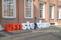Sweet Memories In Amsterdam