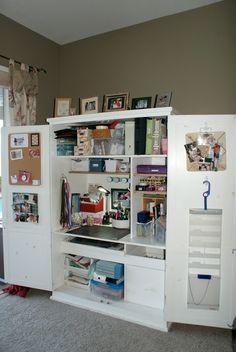 Organizing Made Fun: 11 Ways to get your crafts organized