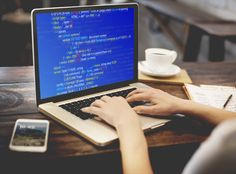 These essentials of JavaScript programming are a great start for students in web development training as they discover the wide world of JavaScript. Languages Online, Branding, Working People, Web Development, Design Trends, Helpful Hints, Nutrition, How To Plan, This Or That Questions