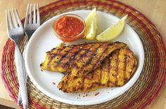 Spicy Turmeric Chicken
