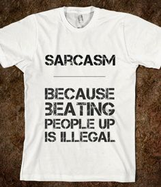 This shirt was made for me.