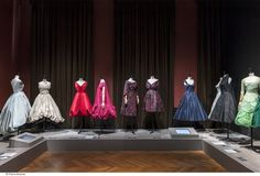General Galliera Palais Galliera, Muse, Prom, Postwar, France, Fashion, Radiation Exposure, Baby Born, October
