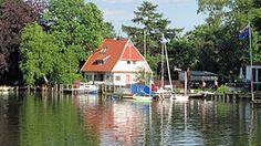 Idyllisches Ferienhaus am Steinhuder Meer