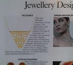 Vélizance in Vogue UK - Sept 14