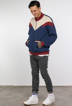 457f85fe6ceec chaqueta Kaotiko 80 s piedra Bombers