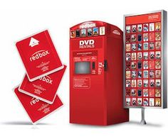 Text for a Free Redbox DVD Rental - Today Only