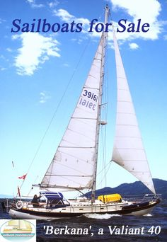 'Berkana', a #Valiant40 Cruising Yacht was designed by Bob Perry and for many sailors is their ideal long-distance sailing yacht. Ireland Vacation, Ireland Travel, Dublin Ireland, Cork Ireland, Used Sailboats For Sale, Sailboat Cruises, Ireland Landscape, Paris Travel, Culture Travel
