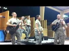 ADELE- ROLLING IN THE DEEP (US MILITARY COVER) AMAZING!