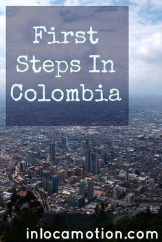 My arrival in Bogota, Colombia and my first impressions of the country. I ended up being surprised by what I found! Find out why here!