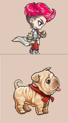 gaho is adorable www