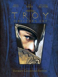 Shop Troy [Ultimate Collector's Edition] Discs] [DVD] at Best Buy. Find low everyday prices and buy online for delivery or in-store pick-up. Troy Film, Troy Movie, Movie Pic, Film Movie, Peter O'toole, Eric Bana, Rose Byrne, Diane Kruger, Orlando Bloom